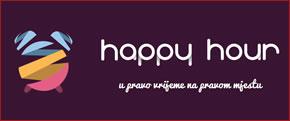 Happy hour - aplikacija za pronalaženje povoljnih aktivnosti